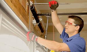 Garage Door Spring Repair Everett