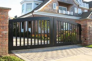 Driveway Gate Installation Mill Creek